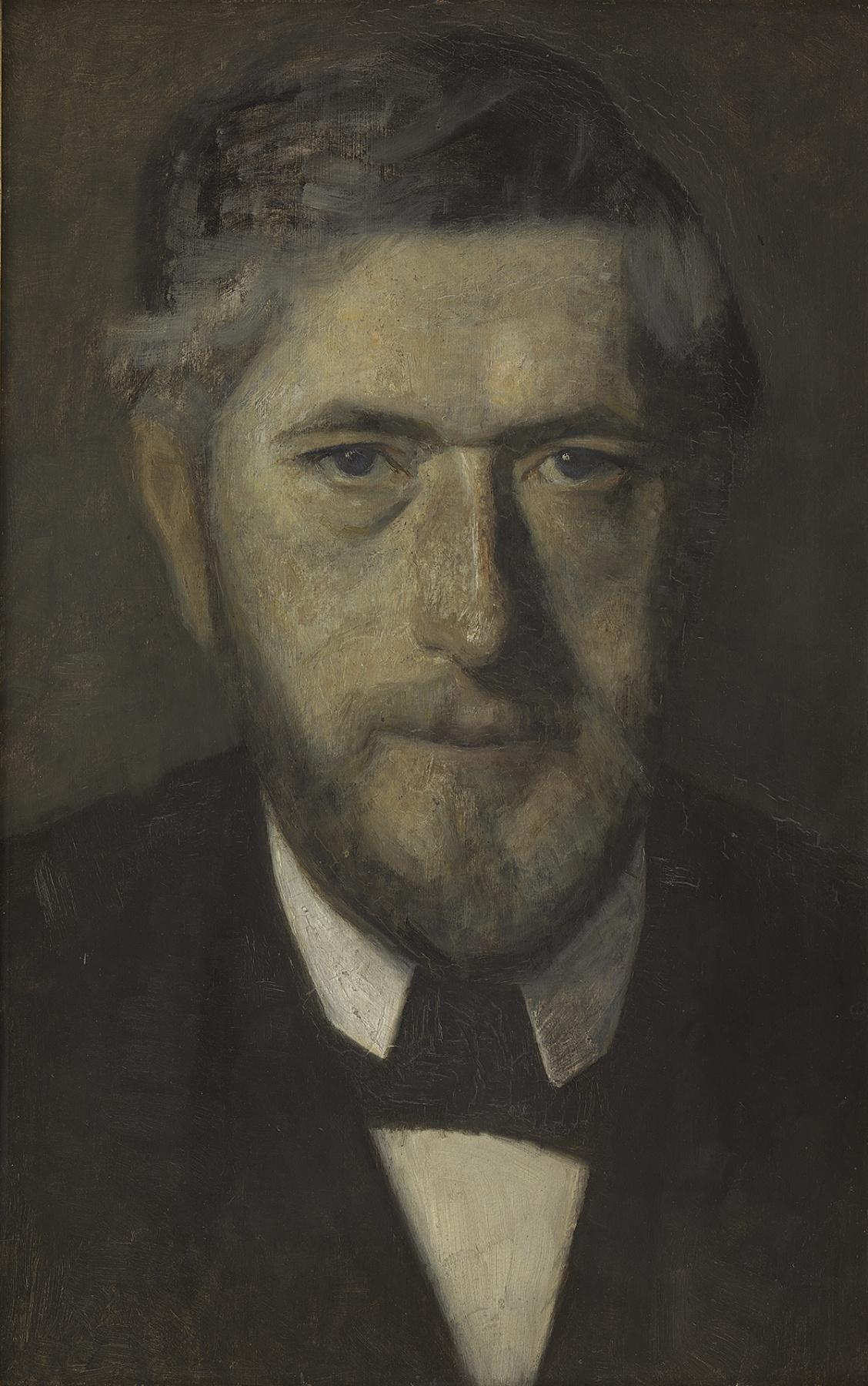 Vilhelm Hammershøi. JF Willamsen