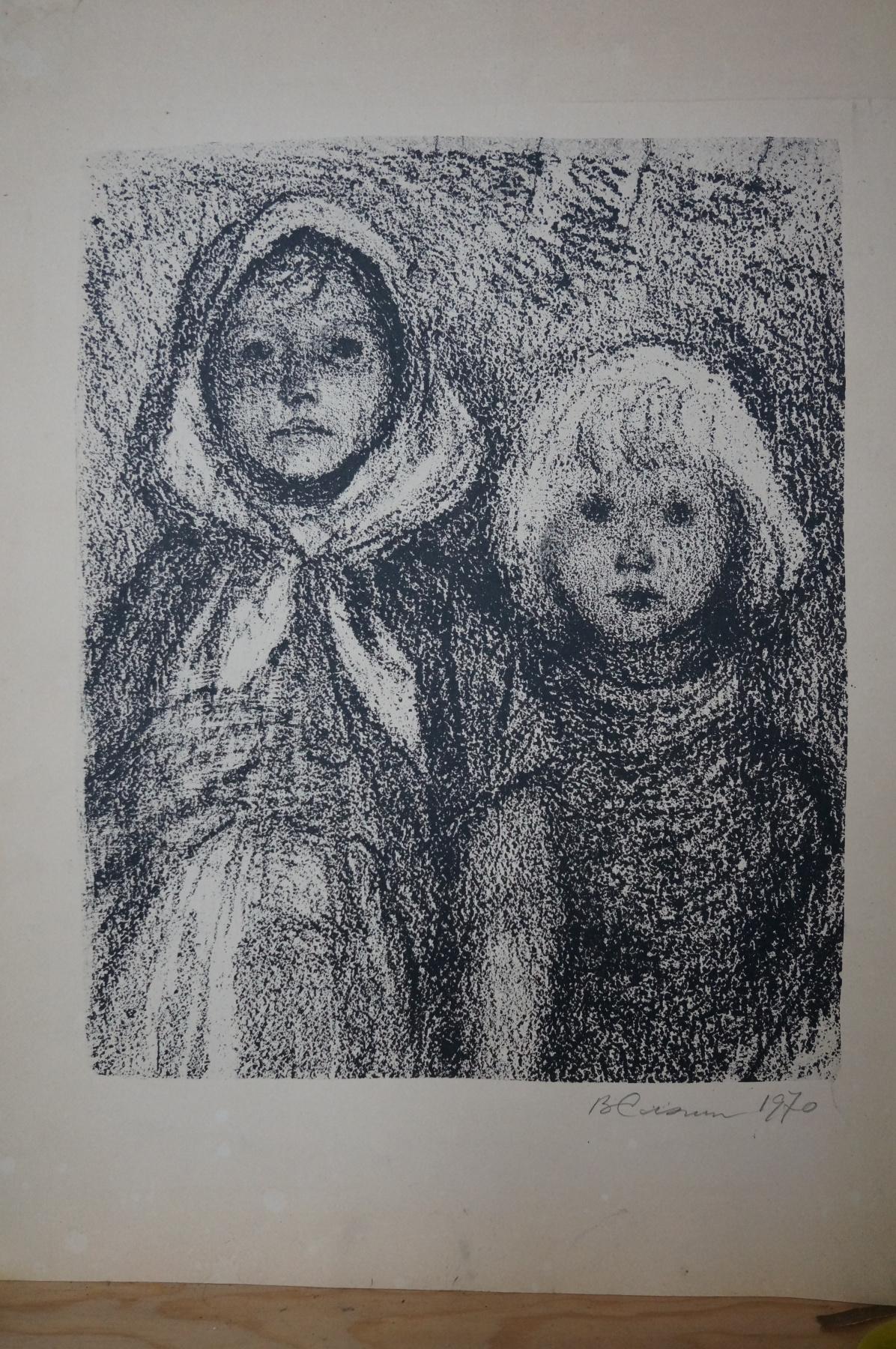 Victor Sergeyevich Slyshchenko. Children