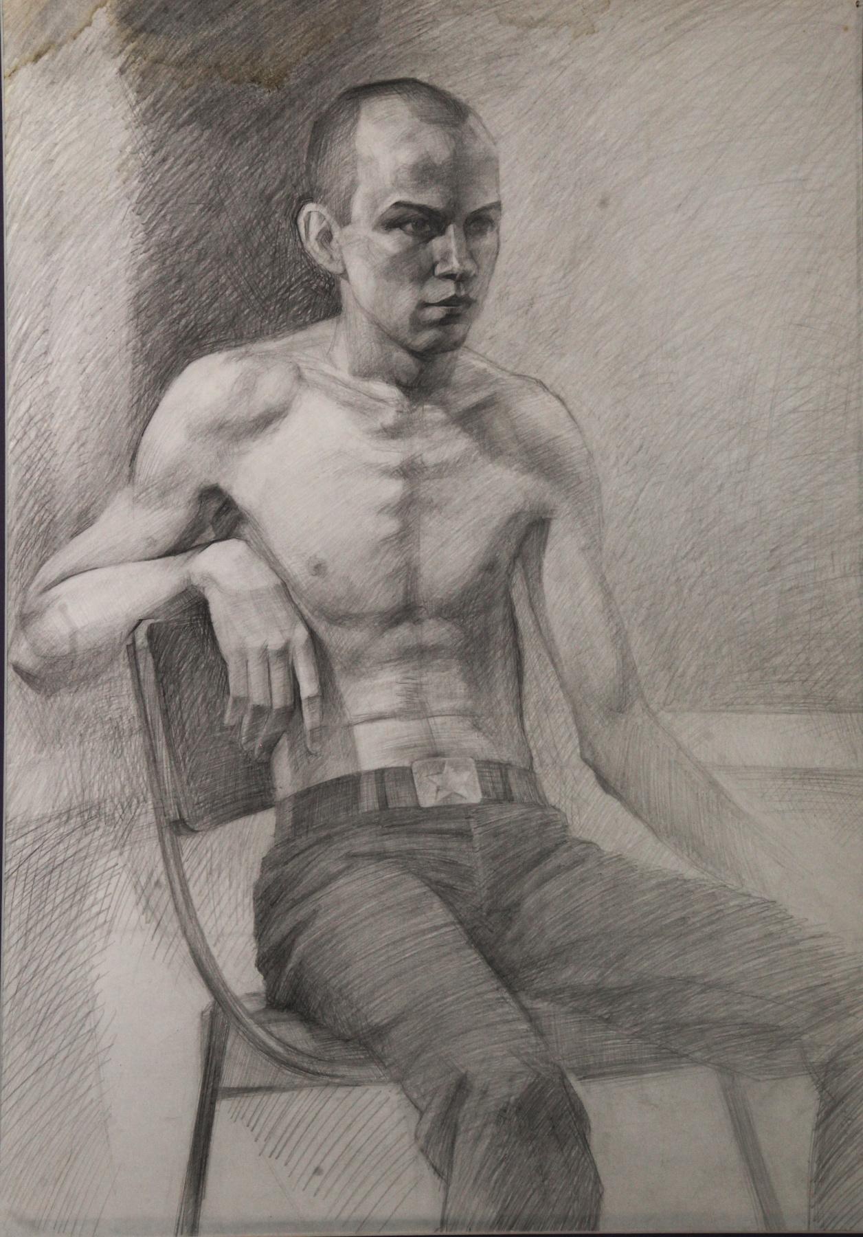 Сергей Георгиевич Леконцев. Boy