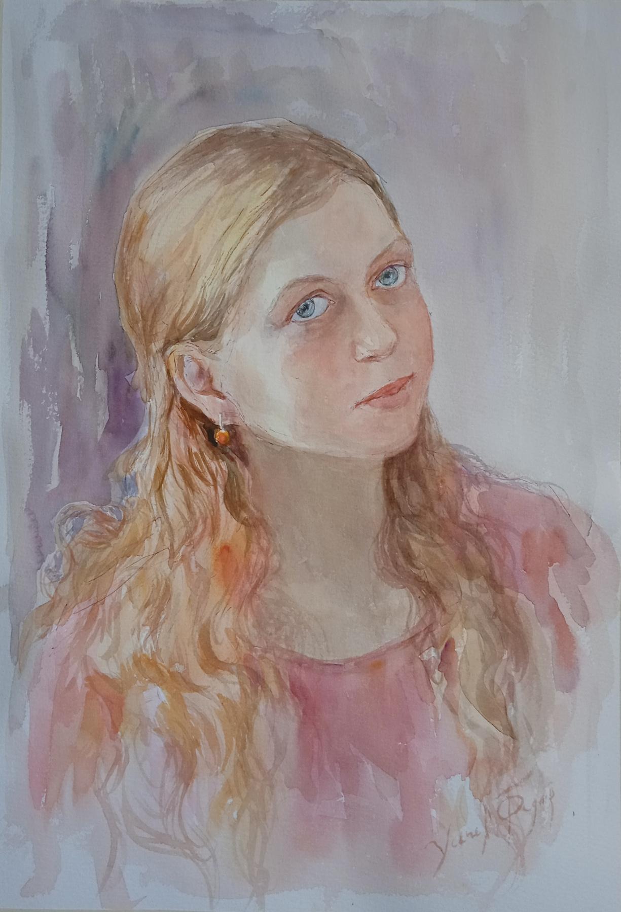 Fedor Dmitrievich Usachev. Crystal eyes.