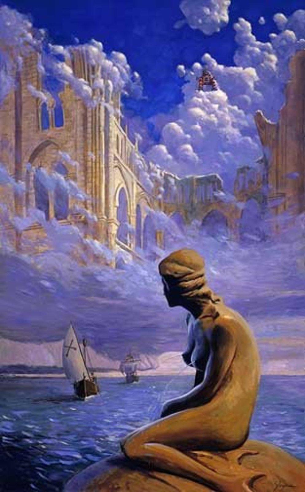 Eric Joyner. THE BECKONING OF THE SIREN