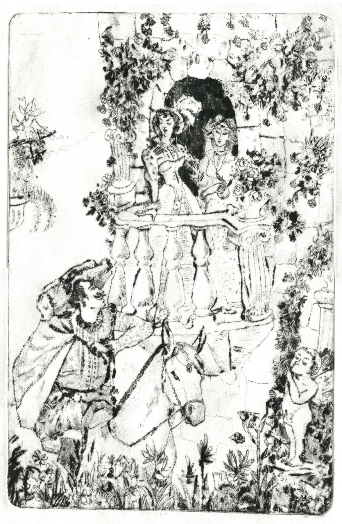 "Anna Novikova. W. Shakespeare ""The Taming of the Shrew"""