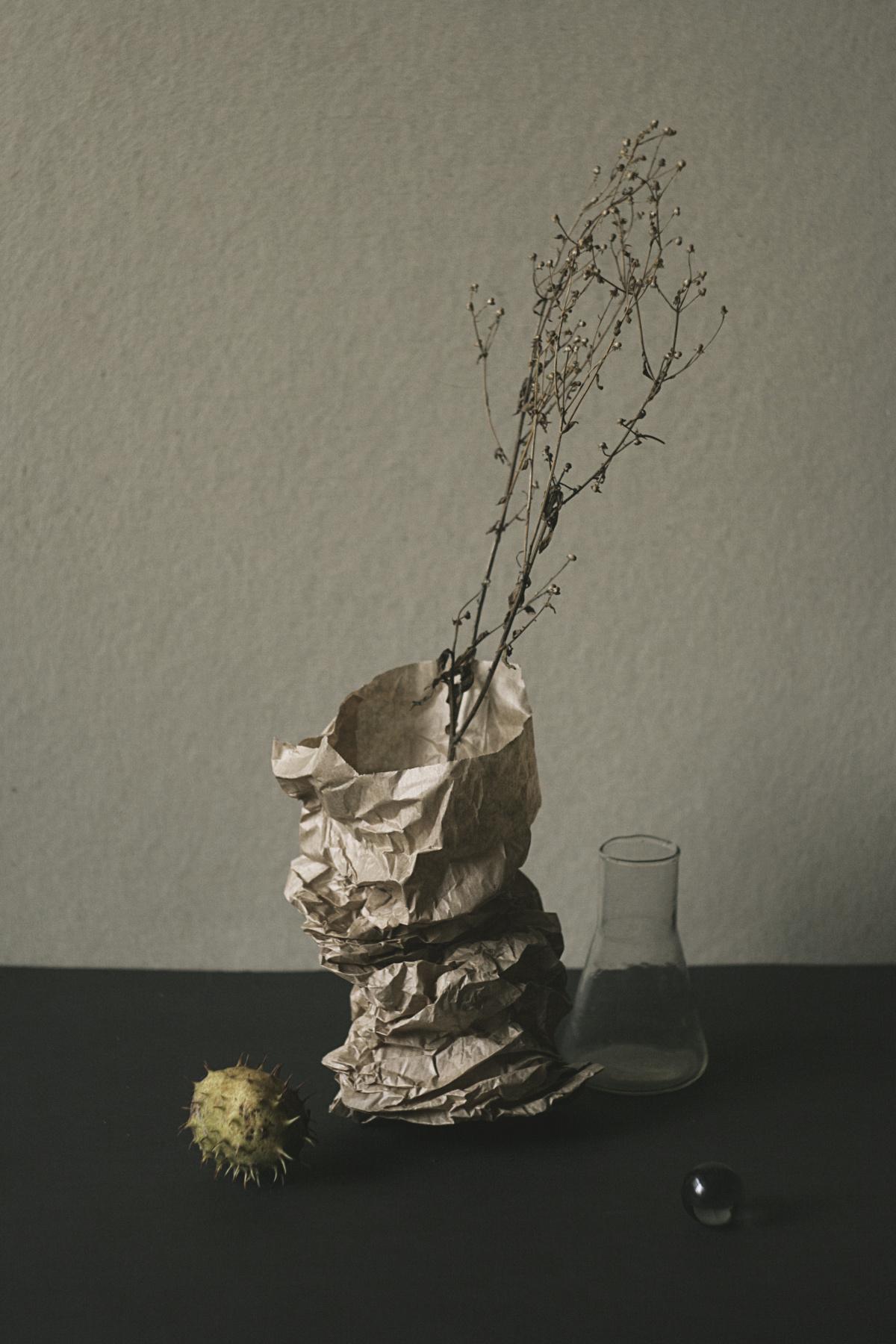 "Olga Alekseychik. Series ""Parisian autumn"""
