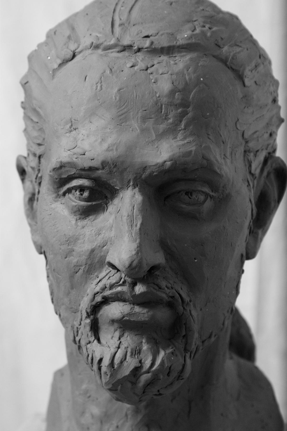 Svetlana Holodnyak. Portrait of a man