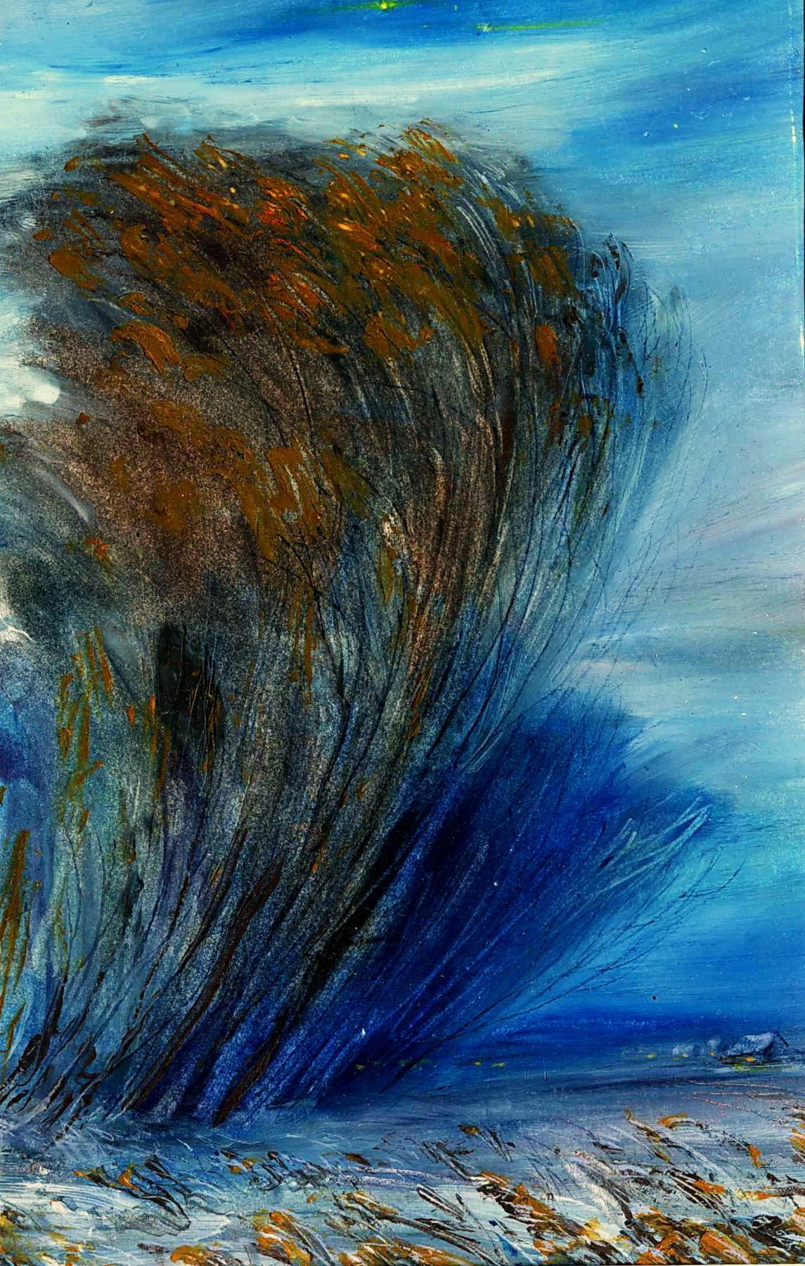 Константин Леонидович Антипов. Prophecy of the wind