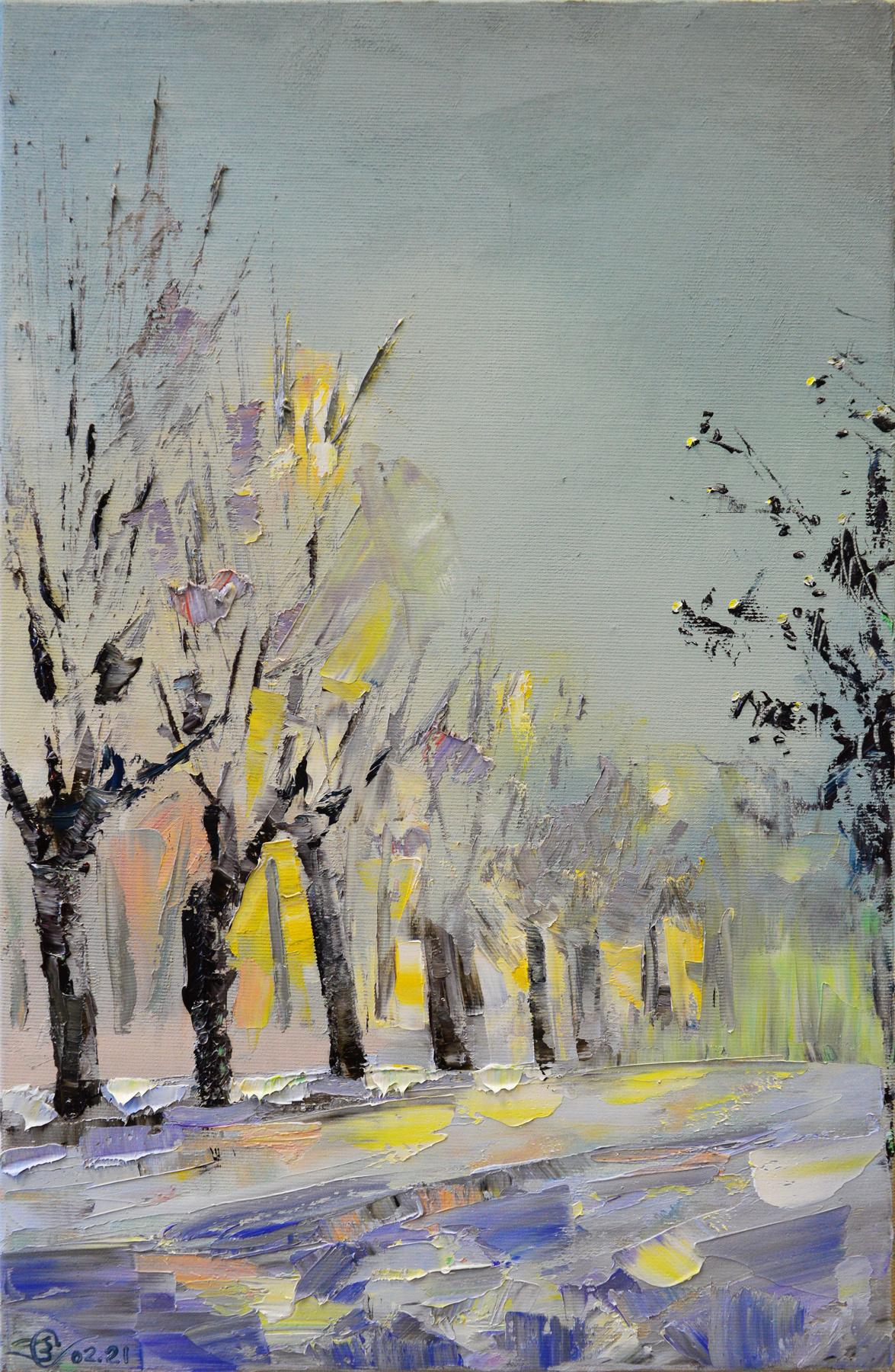 Vadim Anatolyevich Stolyarov. Fog lights