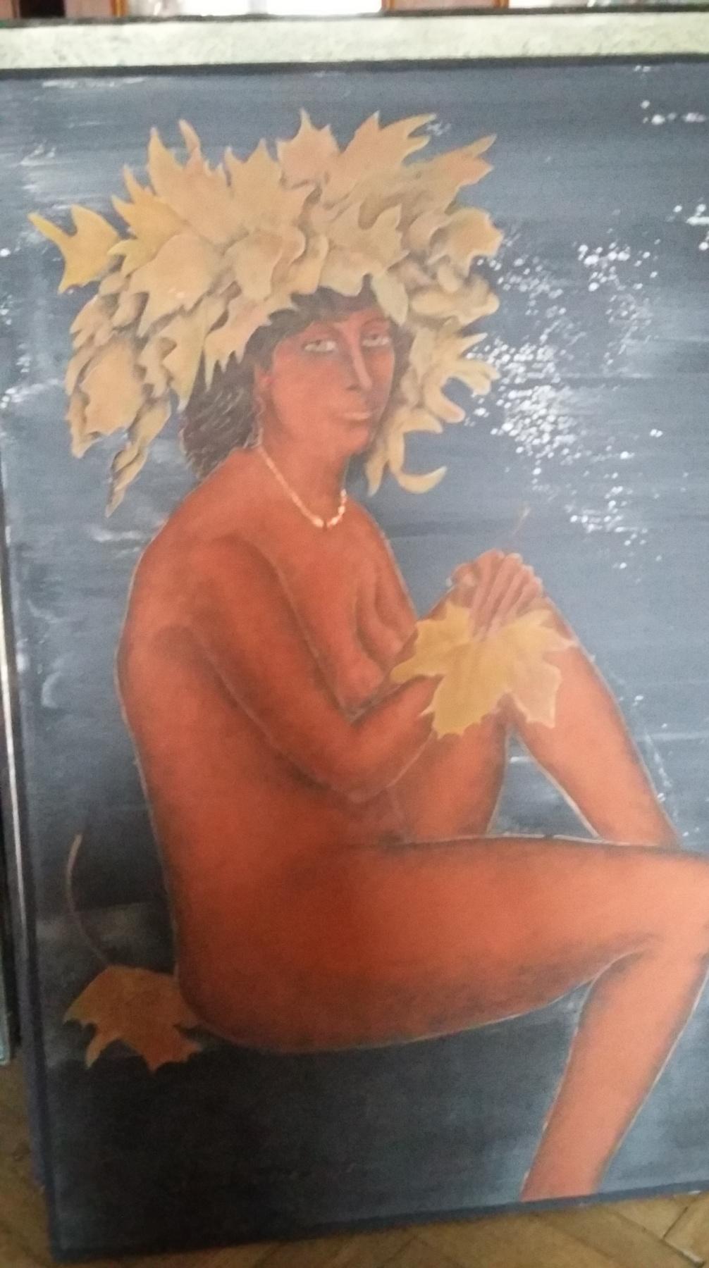 Nikolay Zverev. Autumn Masulik