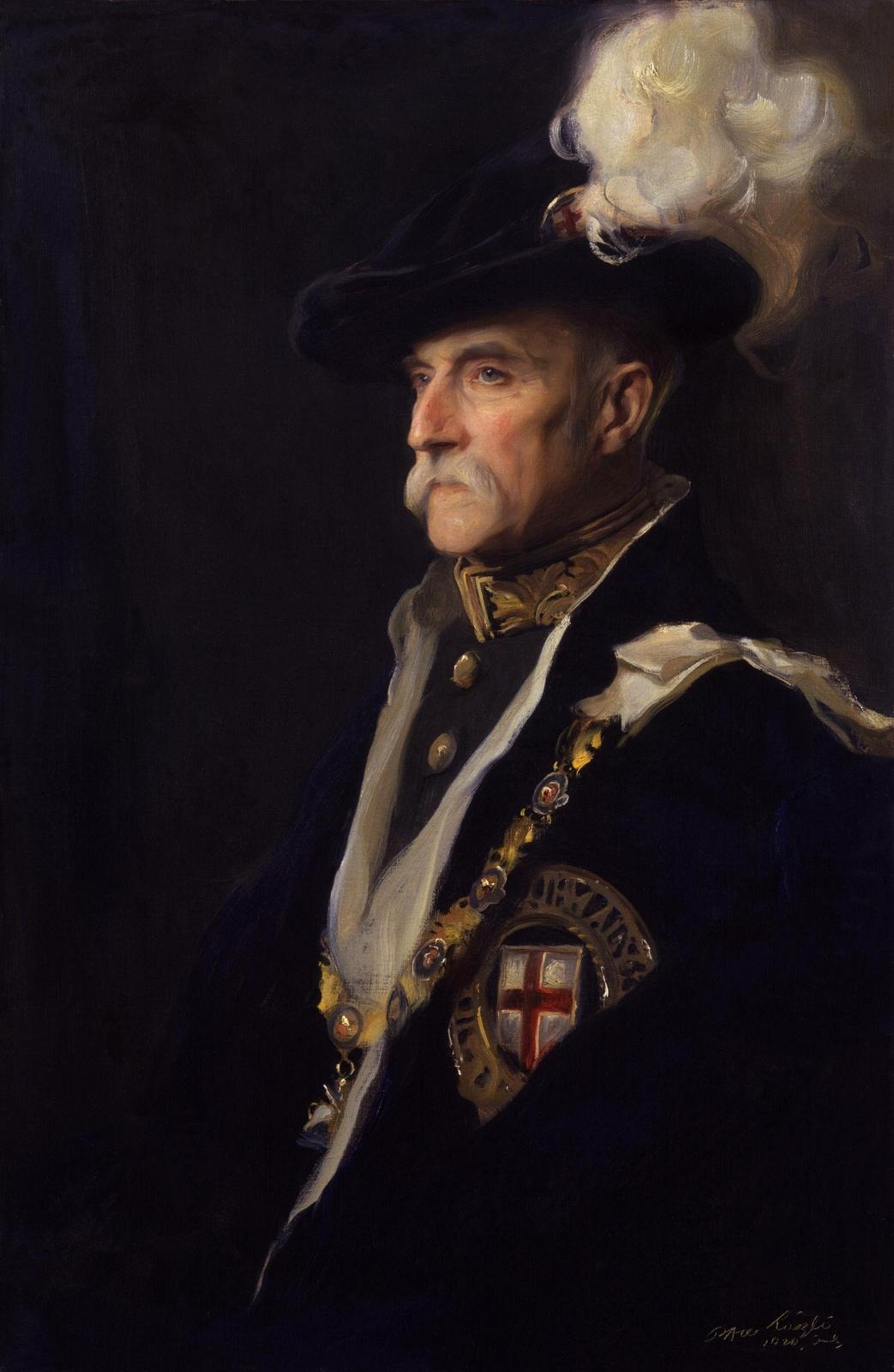 Филип Аликсис Де Ласло. Henry Charles Keith Petty-Fitzmouris. 1920