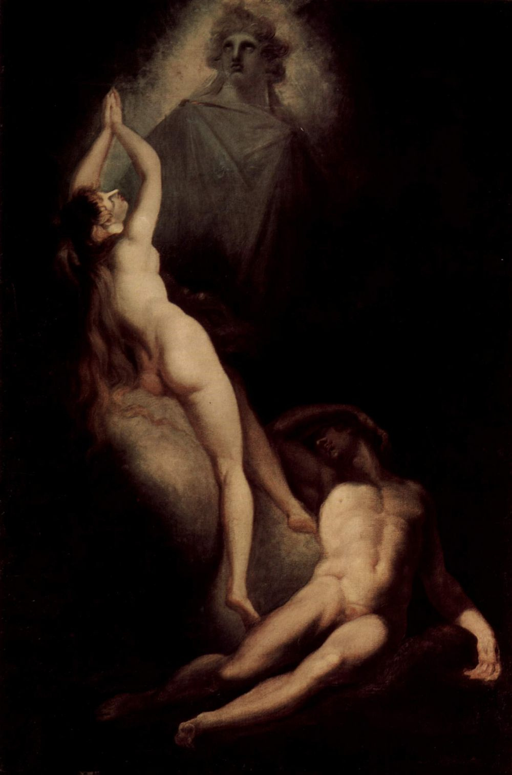 Johann Heinrich Fuessli. The Creation Of Eve