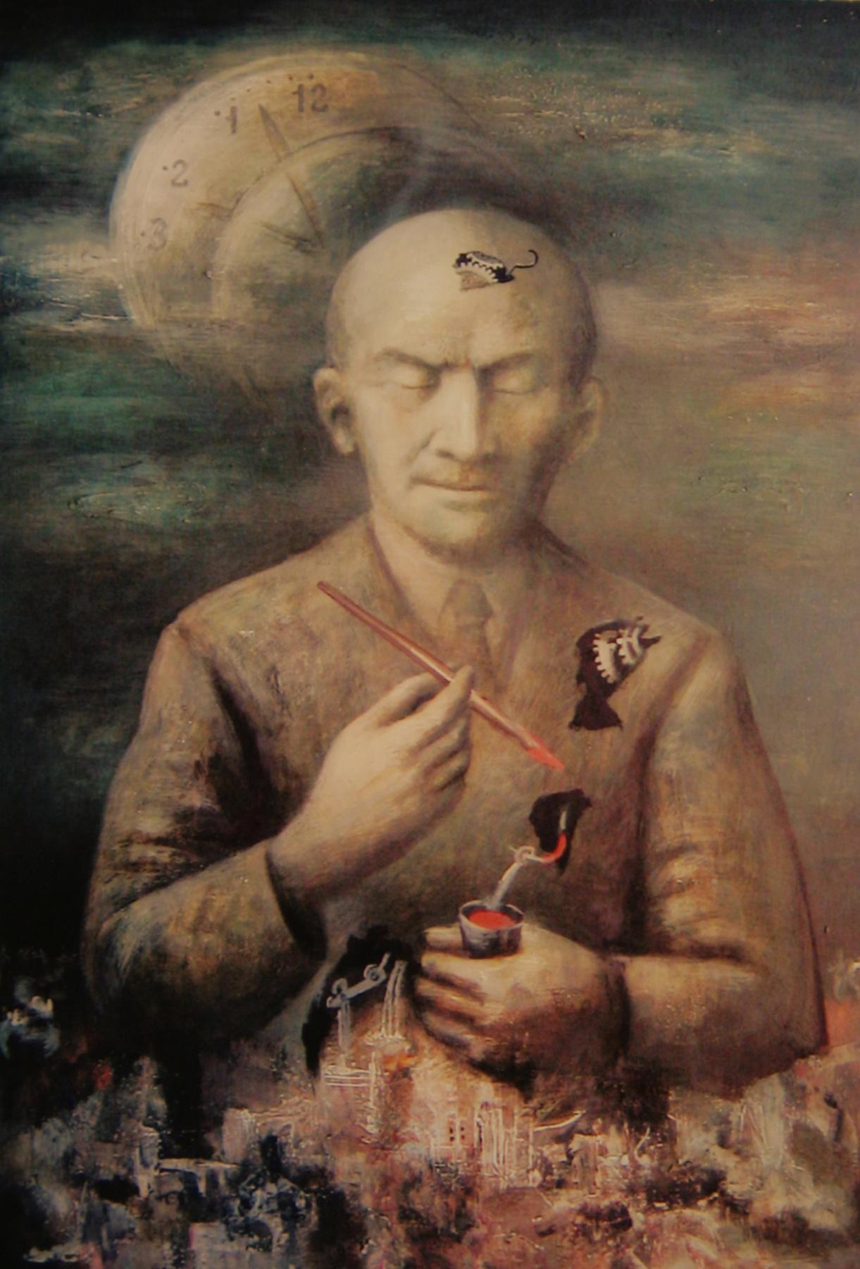 Alexander Vasilyevich Lozenko. Artist