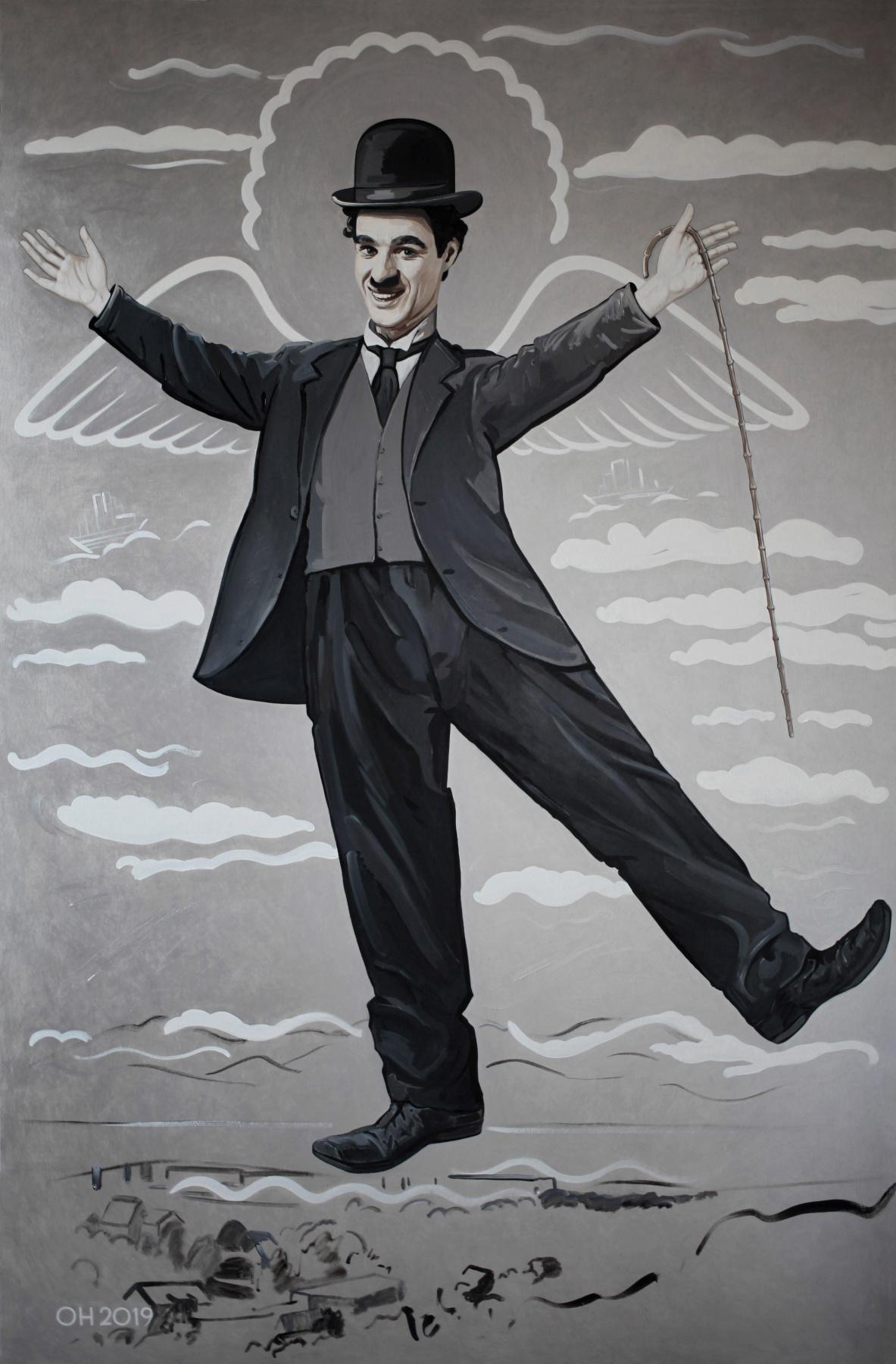 OREST HRYTSAK. Charles Spencer Chaplin