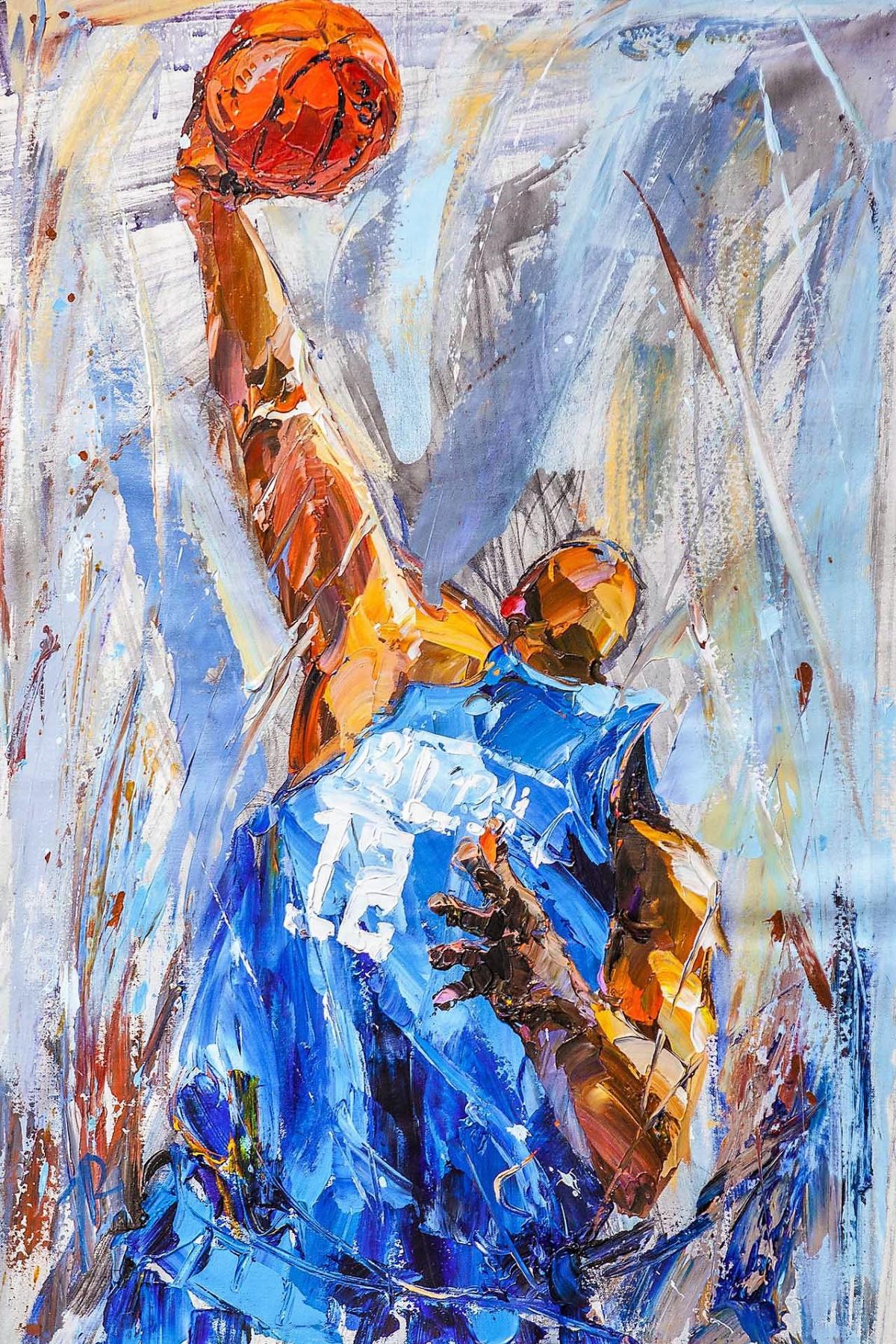 Jose Rodriguez. Баскетбол
