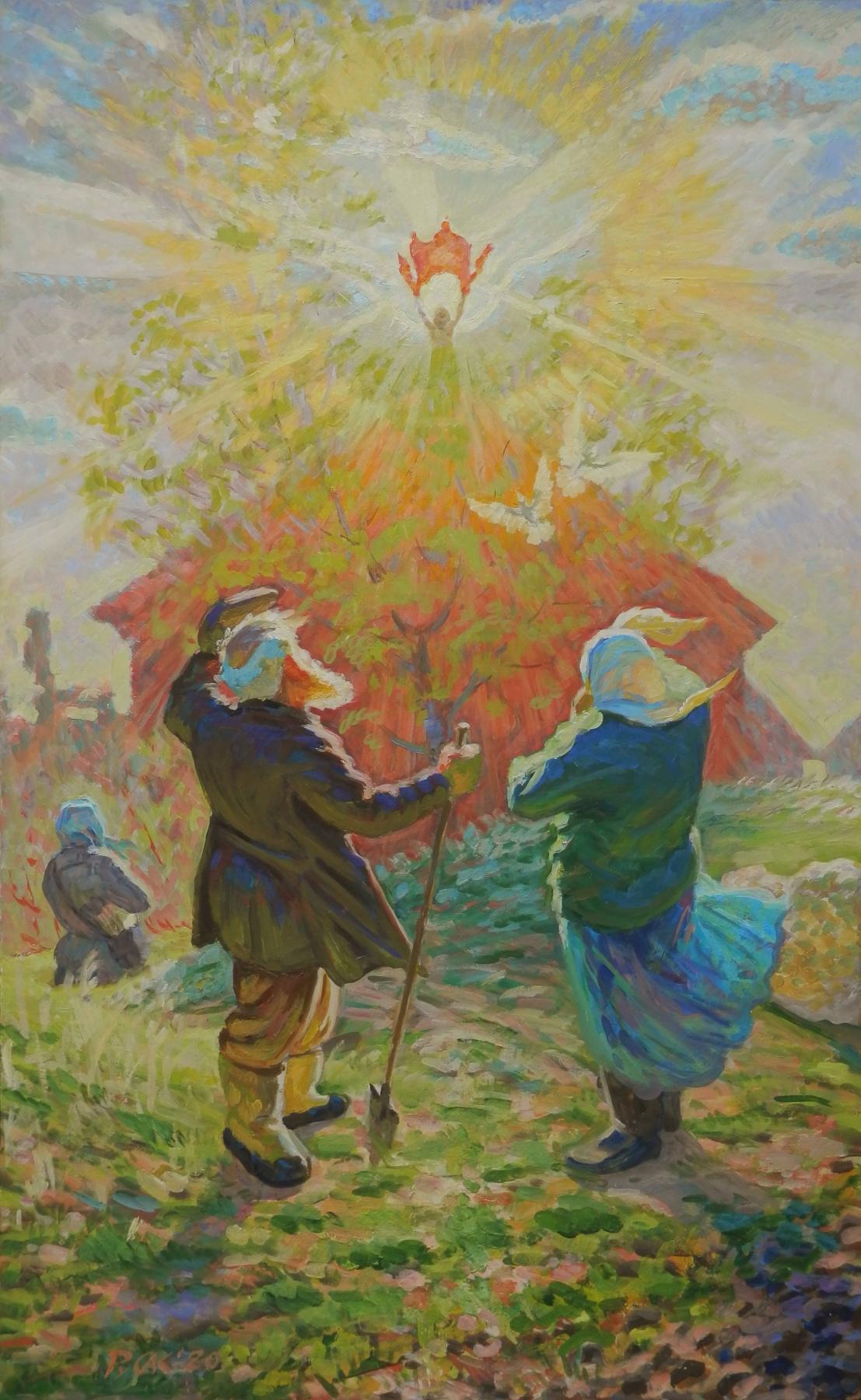 Alexey RusAC. Light of Victory. Nerekhta