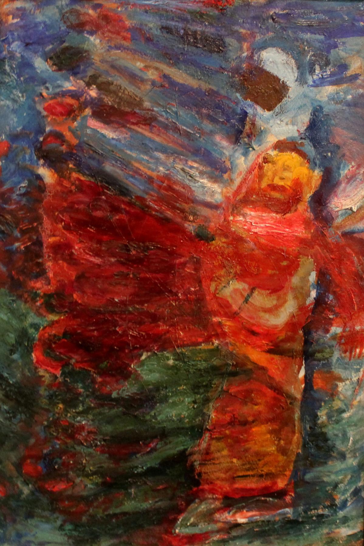 Victor Fedorovich Chudin. Wind
