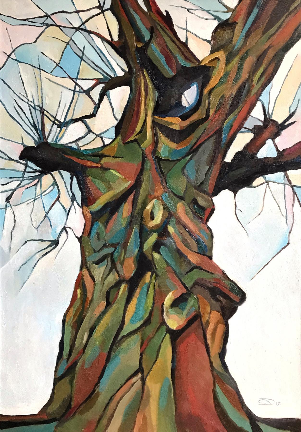 Alexander Dmitrievich Svistunov. Tree