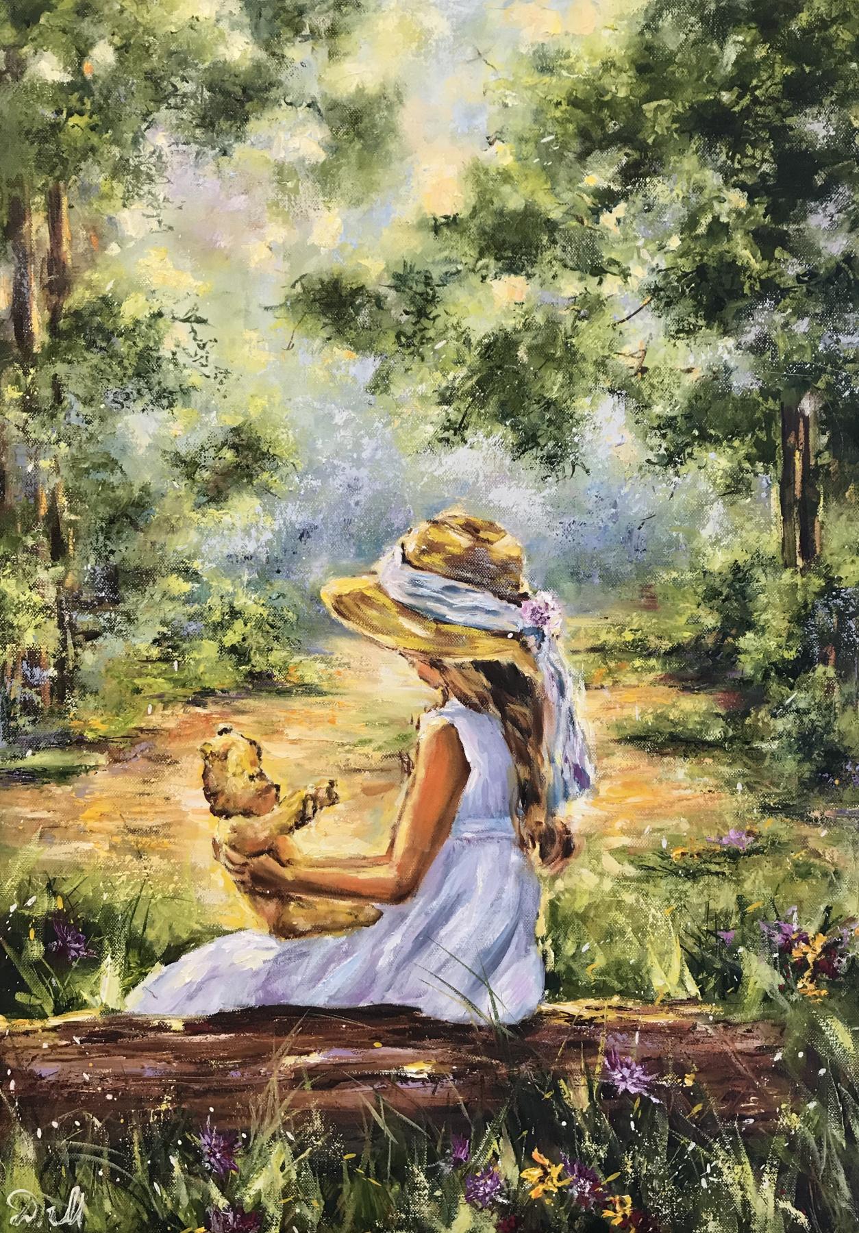 Диана Владимировна Маливани. A Sunny Day