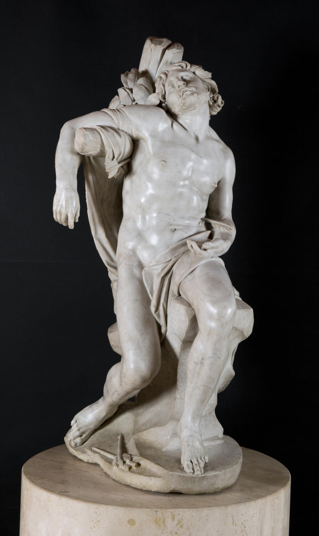 Gian Lorenzo Bernini. Saint Sebastian