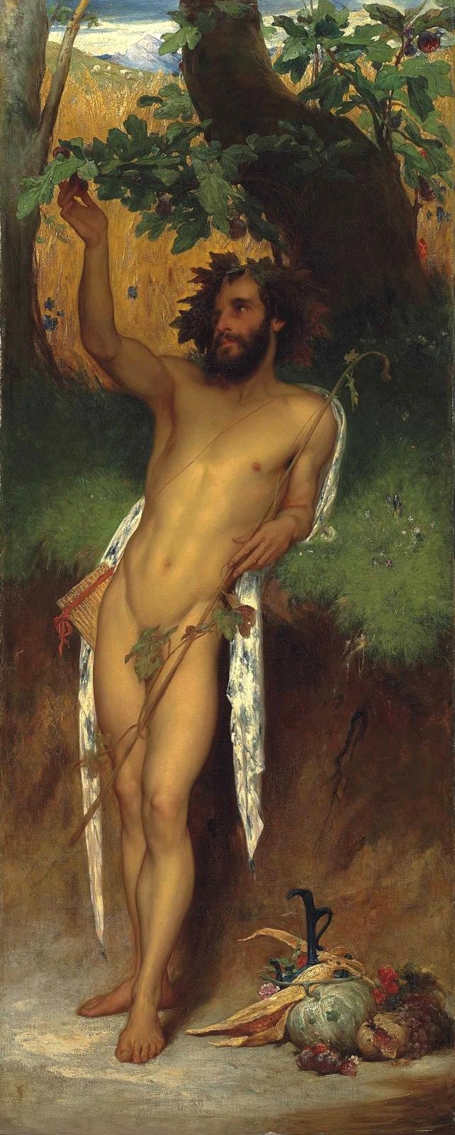 Frederic Leighton. Pan