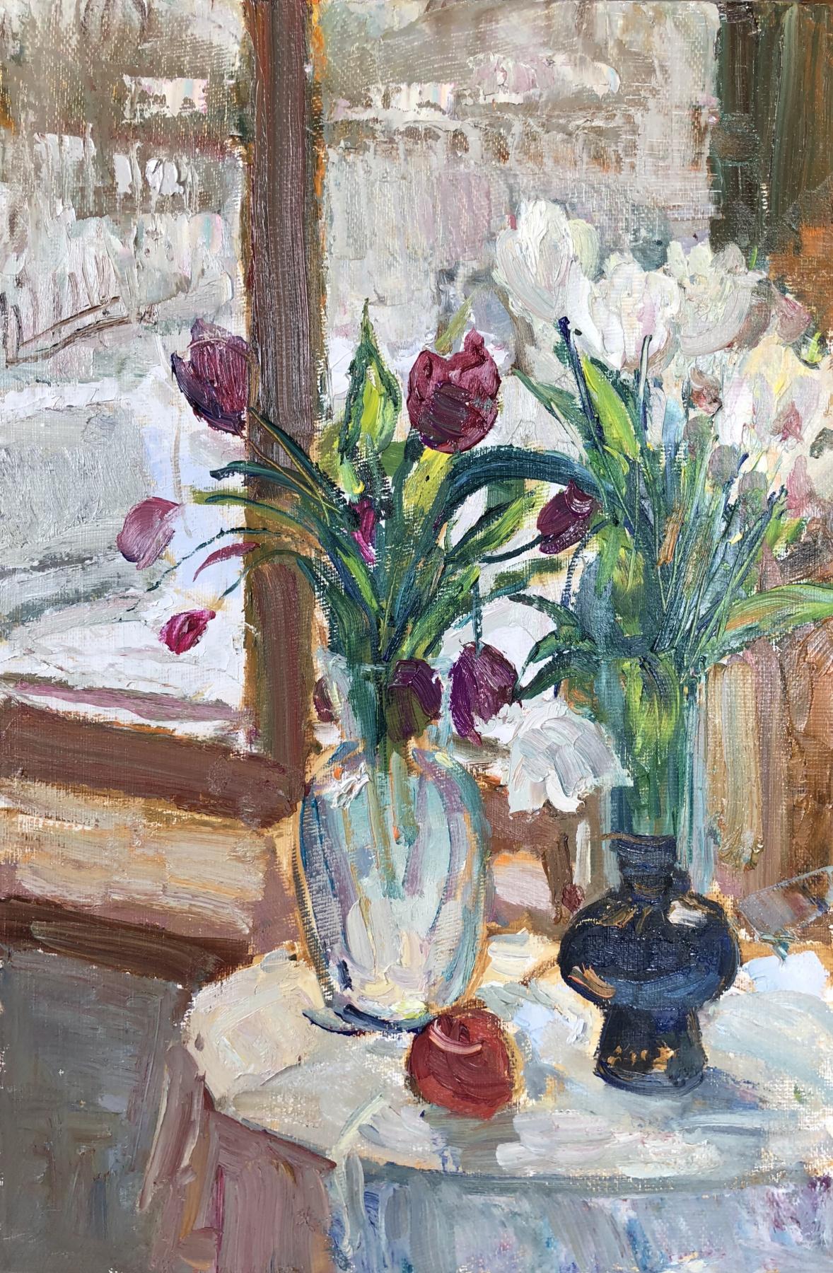 Marina Martynova. Spring flowers