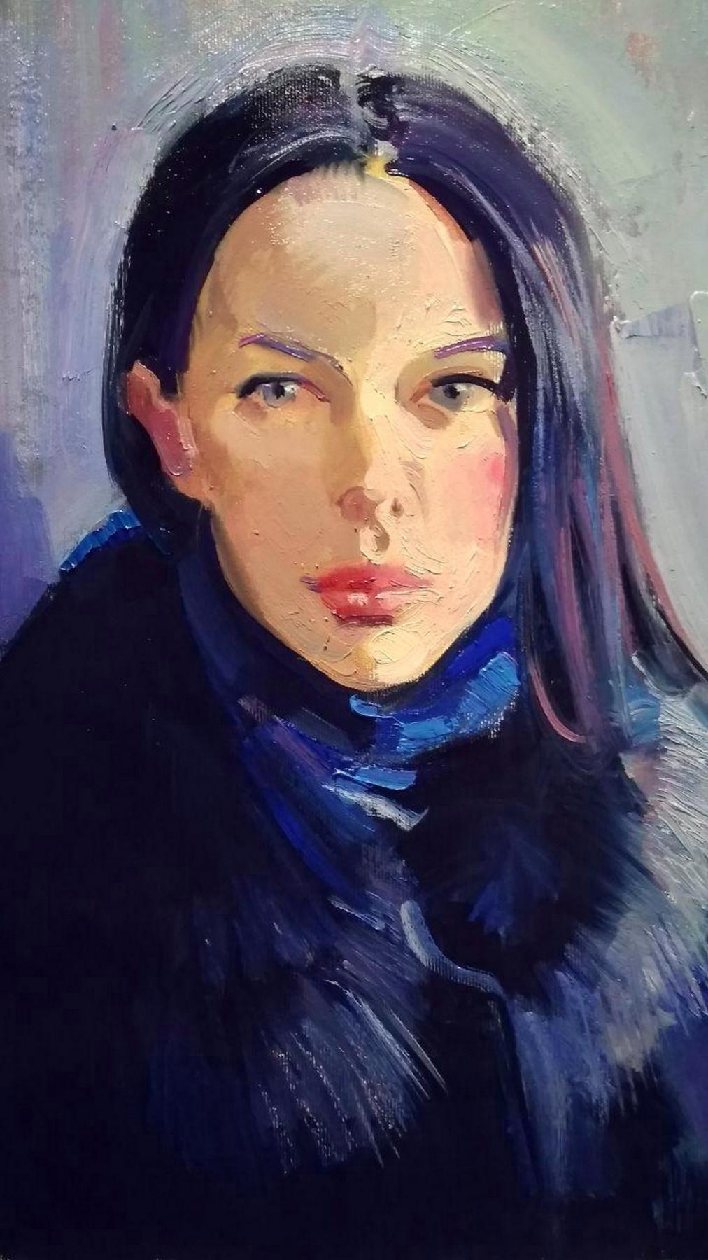 Vitaliy Viktorovich Kotenji. Model portrait