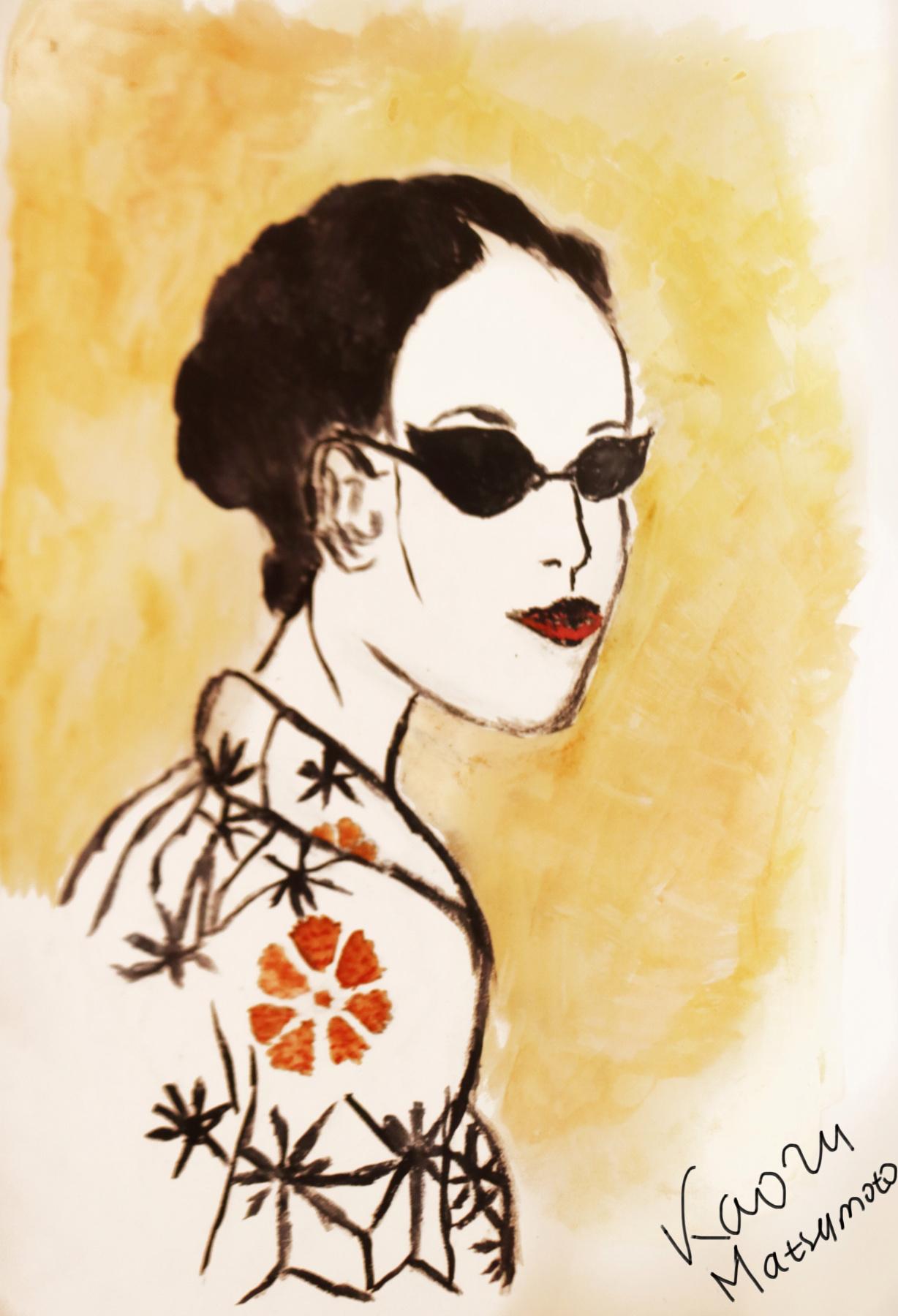 Kaoru Matsumoto. New view on Geisha