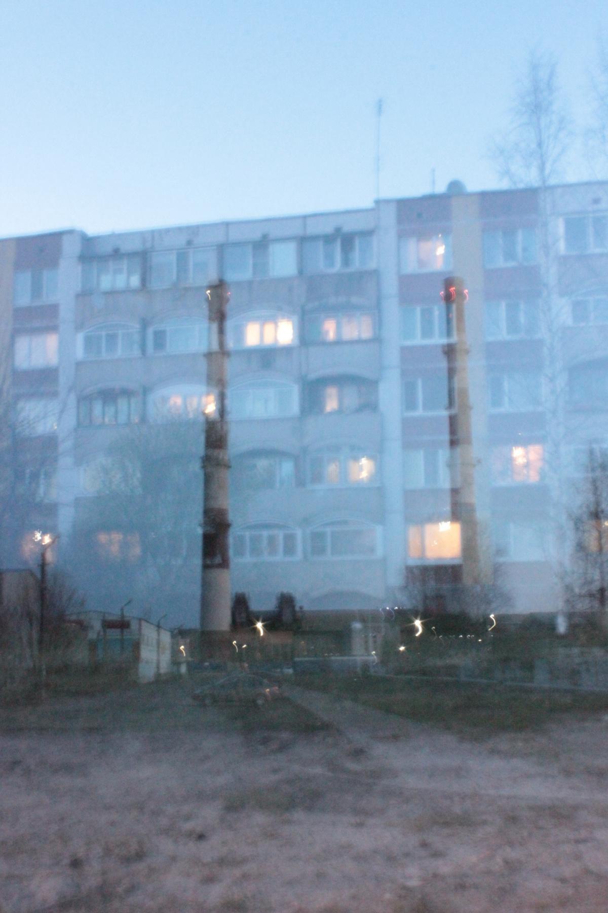 Varvara Nikolaevna Ivanova. Work home