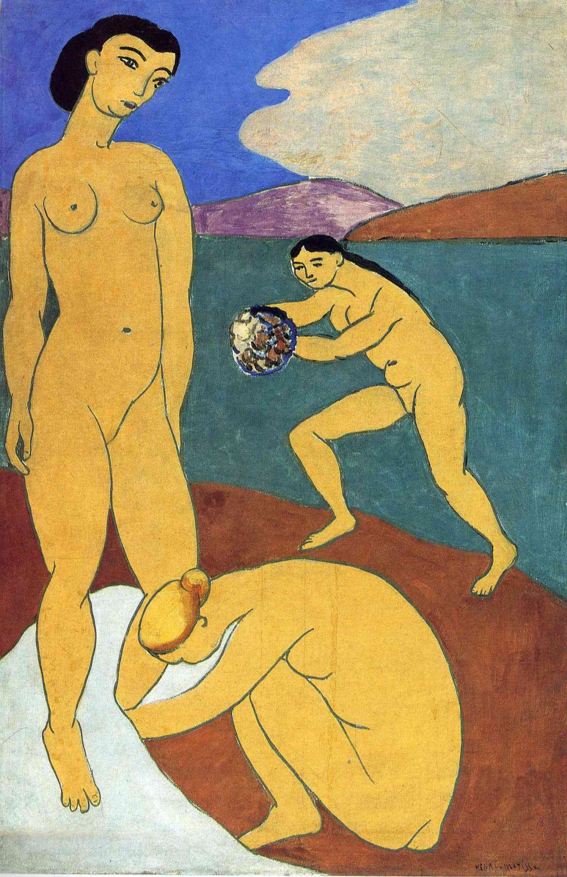 Henri Matisse. Luxury II