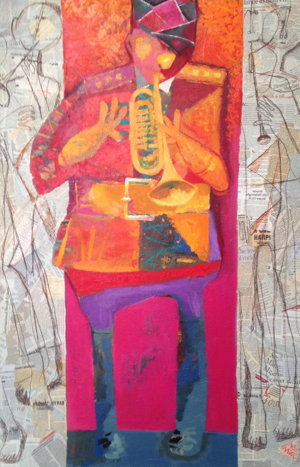 Namig Mamedov. Trumpeter