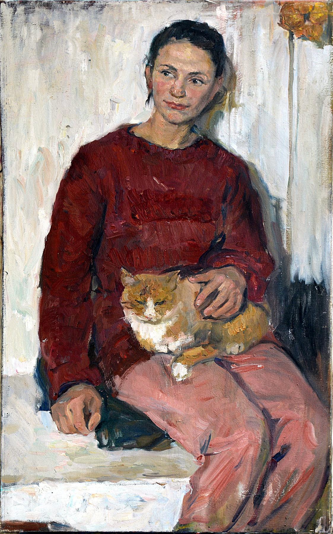Natalya Grushevskaya. Katia