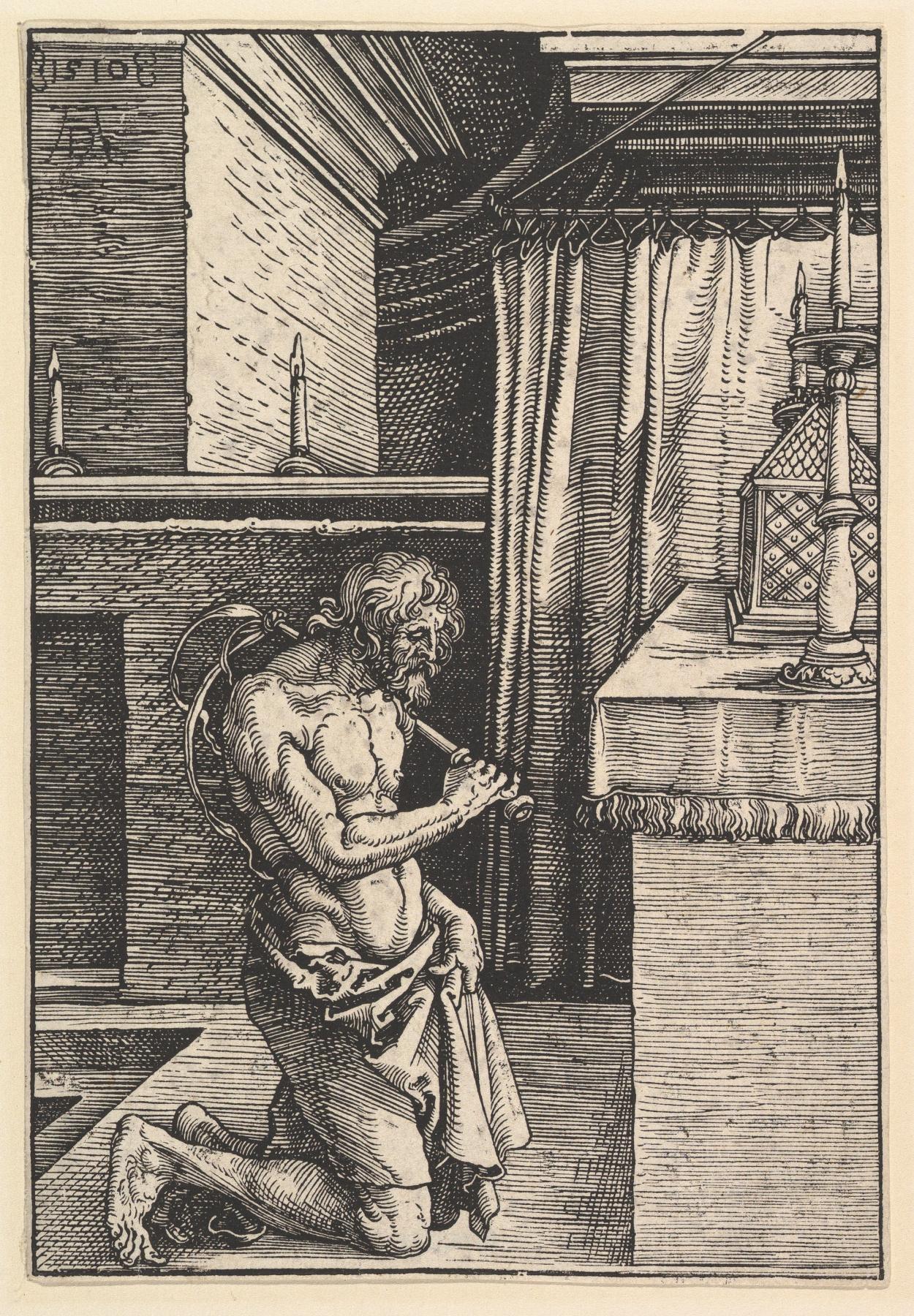 Albrecht Dürer. Repentance