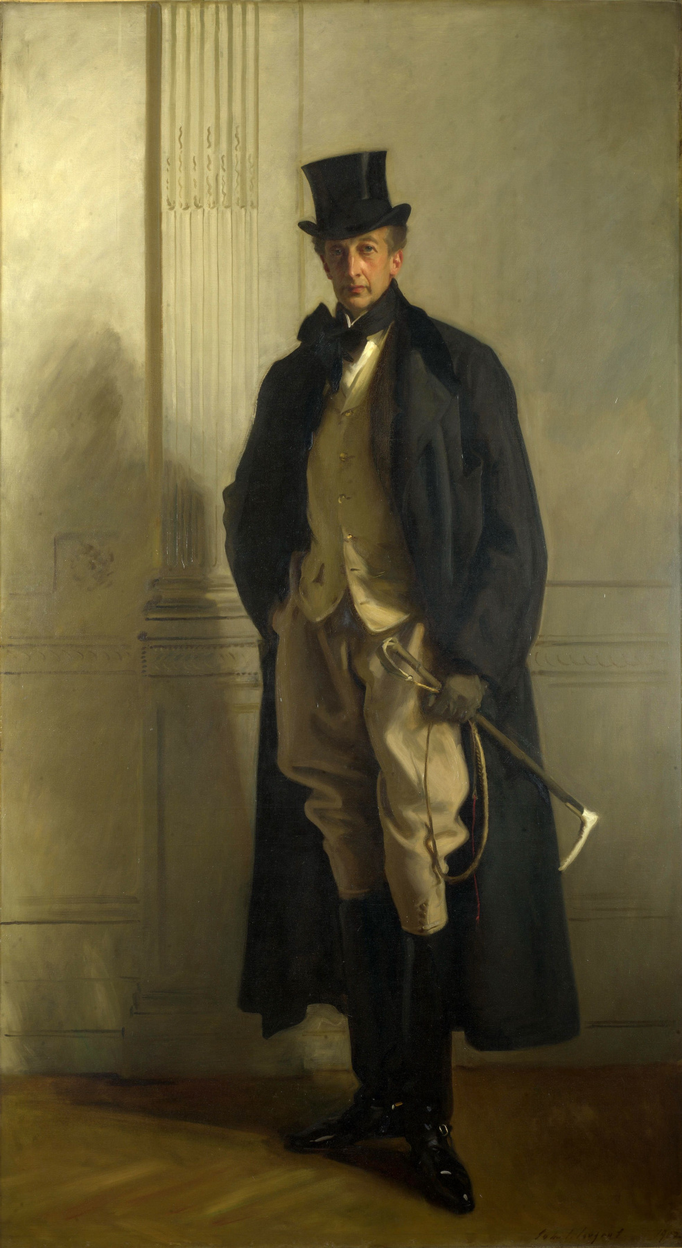 John Singer Sargent. Lord Of Ribblesdale