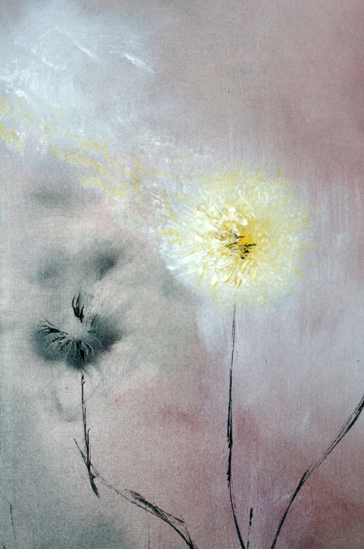 """Abstraction """"Tenderness"""""""