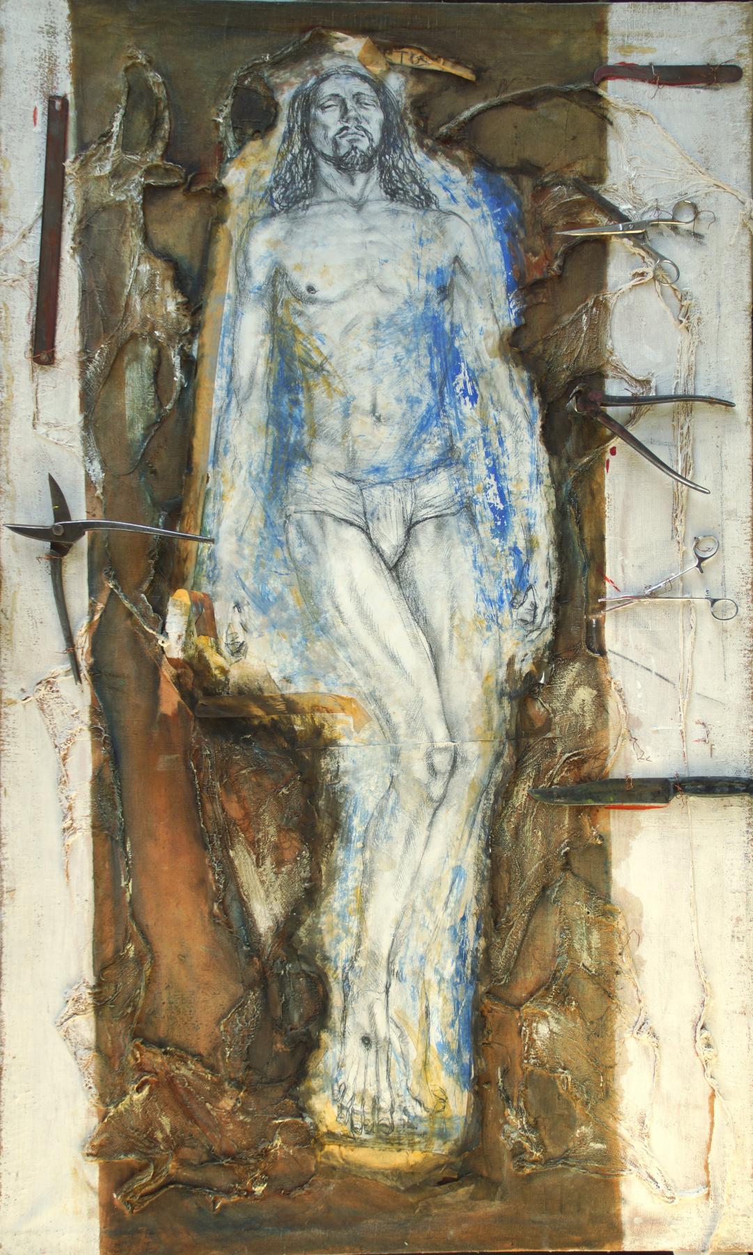 Sergey Viktorovich Solomatin. Tools and Christ