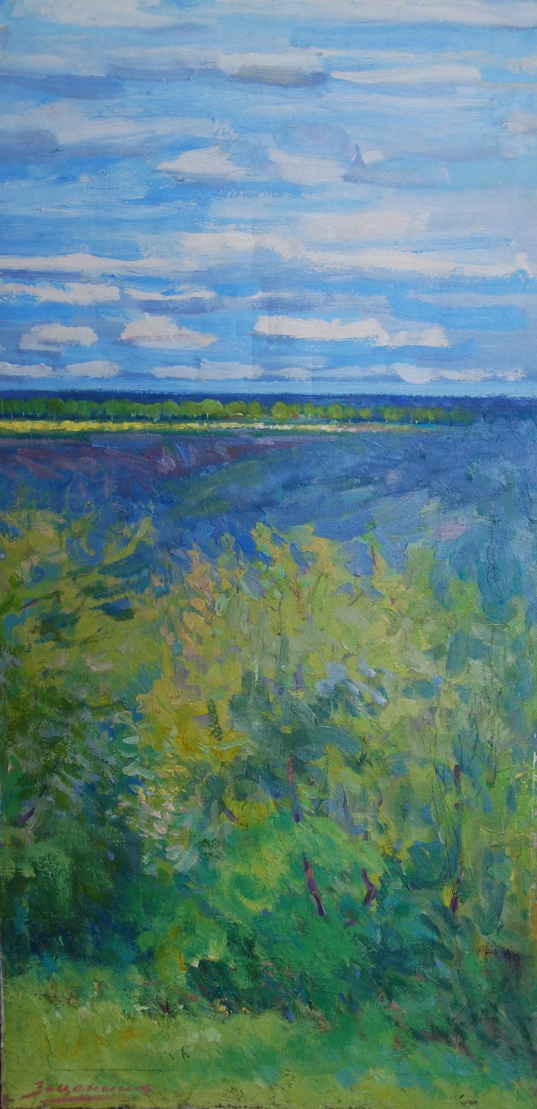 Zinaida Ilyinichna Zatsepina. Untitled