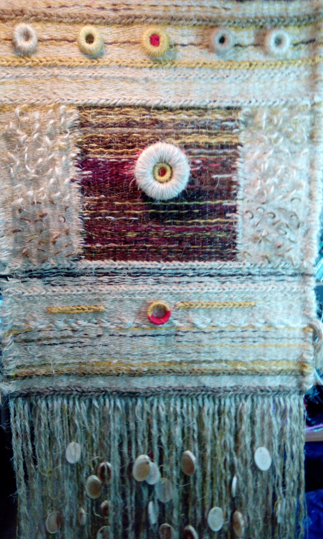 Vladimir Pleskachevsky. Tapestry
