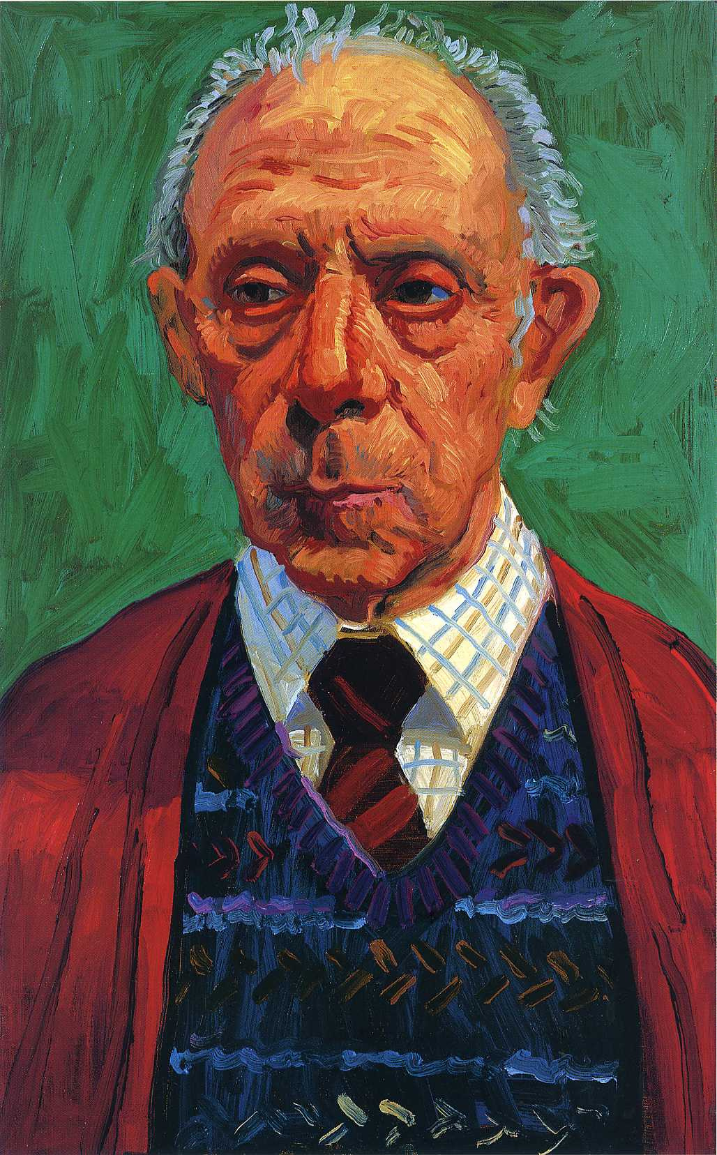 David Hockney. Ken Wati
