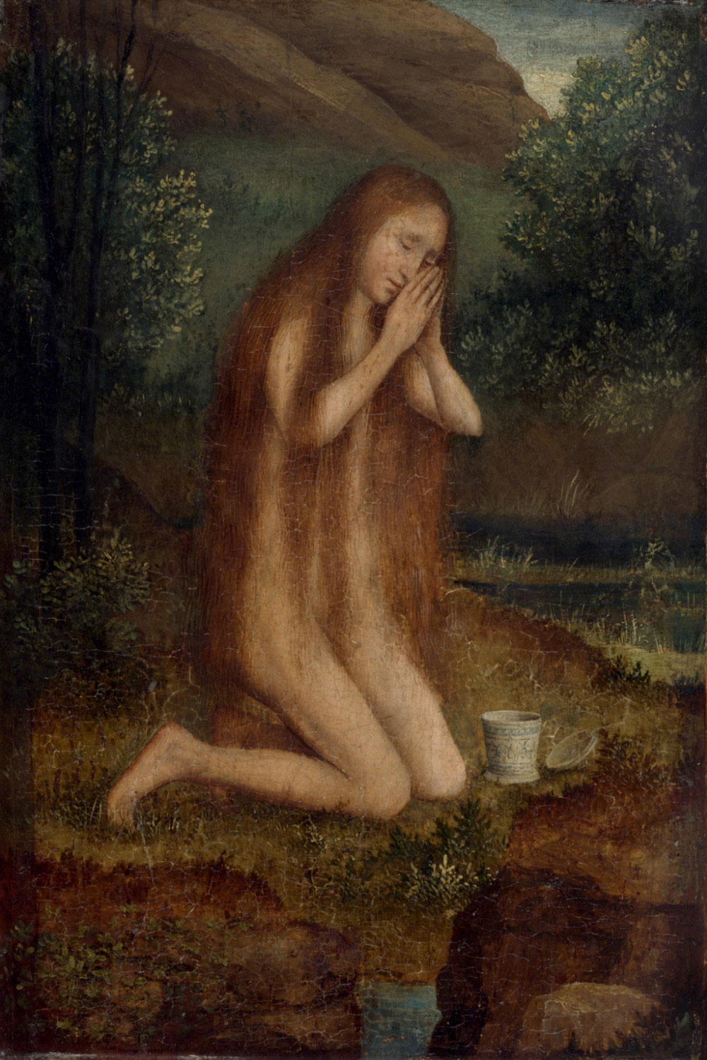 Quentin Massys. Holy Mary Magdalene
