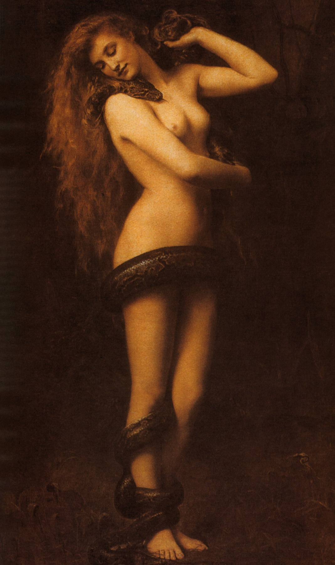 John Collier. Lilith