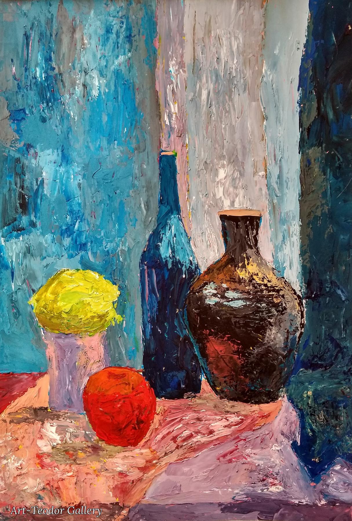 Art-Teodor Gallery. Сонет