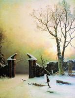 Юлий Юльевич Клевер. Забытое кладбище
