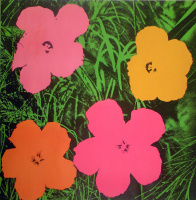 Энди Уорхол. Цветы