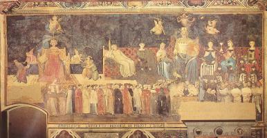 Амброджо Лоренцетти. Хорошее правительство