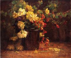 Теодор Климент Стил. Цветы
