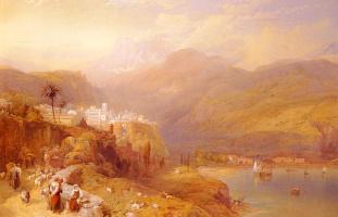 Томас  Милес Ричардсон. Пастухи