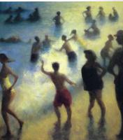 Билл Жаклин. Пляж