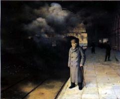 Nikolay Aleksandrovich Yaroshenko. Seeing