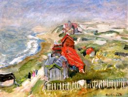 Пьер Боннар. Дом на берегу
