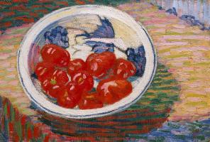 Куно Амье. Натюрморт с томатами