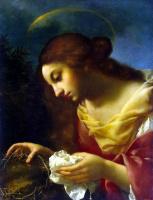 Карло Дольчи. Святая Мария Магдалина