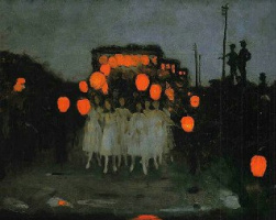 Томас Купер Готч. Парад фонарей